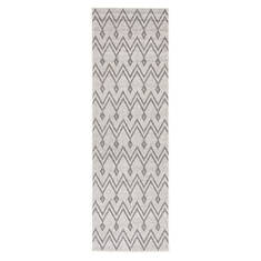 "Jaipur Living Lumen Grey Runner 2'6"" X 8'0"" Area Rug RUG143561 803-118021"