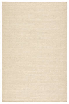 "Jaipur Living Poise White 5'0"" X 8'0"" Area Rug RUG139214 803-118673"