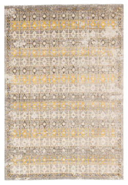 "Jaipur Living Polaris Grey 2'0"" X 3'0"" Area Rug RUG140959 803-118720"