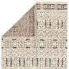 Jaipur Living Reign White 50 X 80 Area Rug RUG141888 803-118935 Thumb 2
