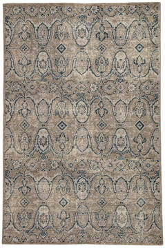 "Jaipur Living Revolution Grey 5'0"" X 8'0"" Area Rug RUG136022 803-118953"