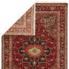 Jaipur Living Uptown By Artemis Red 80 X 100 Area Rug RUG104274 803-119415 Thumb 2