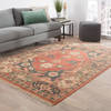 Jaipur Living Village By Artemis Red 90 X 120 Area Rug RUG124618 803-119483 Thumb 4