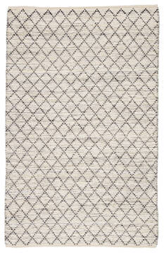 "Jaipur Living Westerly White 5'0"" X 8'0"" Area Rug RUG140304 803-119589"