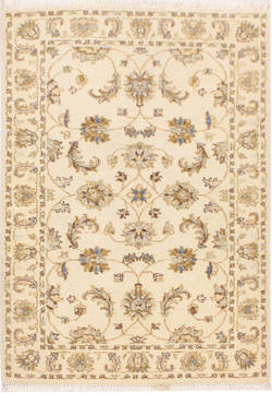 "Modern Multicolor Hand Knotted 3'0"" X 5'0""  Area Rug 904-119814"