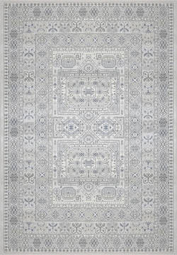 "Dynamic ANCIENT GARDEN Grey 6'7"" X 9'6"" Area Rug AN710571479696 801-119987"