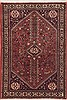 Abadeh Red Hand Knotted 36 X 51  Area Rug 100-12068 Thumb 0