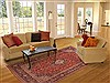 Ardakan Red Hand Knotted 68 X 98  Area Rug 100-12154 Thumb 4