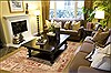 Patchwork Beige Hand Knotted 80 X 99  Area Rug 100-12189 Thumb 2