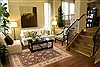 Ziegler Brown Hand Knotted 80 X 101  Area Rug 100-12193 Thumb 3