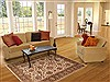 Jaipur Beige Hand Knotted 40 X 63  Area Rug 100-12257 Thumb 5