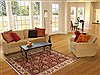 Jaipur Red Hand Knotted 40 X 62  Area Rug 100-12266 Thumb 5
