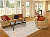 Modern Grey Hand Knotted 60 X 811  Area Rug 100-12291 Thumb 4