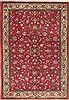 Sarouk Red Hand Knotted 46 X 611  Area Rug 100-12306 Thumb 0