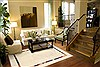 Modern Beige Hand Knotted 68 X 99  Area Rug 100-12317 Thumb 3