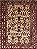 Kazak Beige Hand Knotted 72 X 96  Area Rug 100-12321 Thumb 0