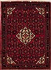 Hossein Abad Red Hand Knotted 411 X 611  Area Rug 251-12405 Thumb 0