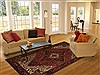 Goravan Red Hand Knotted 611 X 98  Area Rug 251-12506 Thumb 4