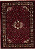 Hossein Abad Red Hand Knotted 37 X 411  Area Rug 251-12603 Thumb 0