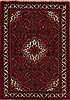 Hossein Abad Red Hand Knotted 36 X 411  Area Rug 251-12610 Thumb 0