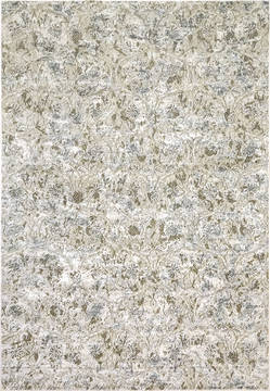 "Dynamic CHATEAU Blue Runner 2'2"" X 7'7"" Area Rug CU28982036242 801-120547"