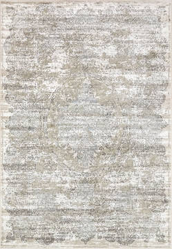 "Dynamic CHATEAU Blue Runner 2'2"" X 7'7"" Area Rug CU28982056242 801-120565"