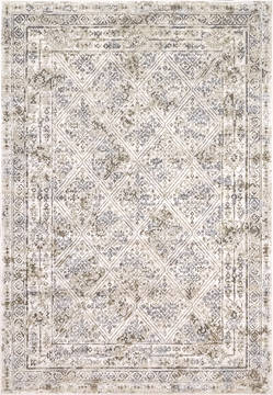 "Dynamic CHATEAU Blue Runner 2'2"" X 7'7"" Area Rug CU28982066242 801-120571"