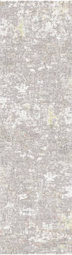 "Dynamic COUTURE Grey Runner 2'2"" X 7'7"" Area Rug CO28520166464 801-120653"