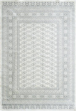 Dynamic ISFAHAN Beige Rectangle 9x13 ft  Carpet 121386