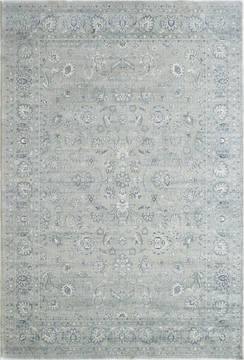 Dynamic ISFAHAN Grey Rectangle 9x13 ft  Carpet 121407