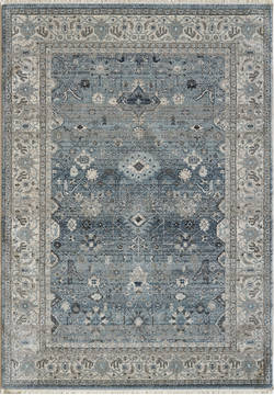 "Dynamic JUNO Blue 3'11"" X 5'7"" Area Rug JN466881500 801-121438"