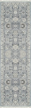 "Dynamic JUNO Blue Runner 2'2"" X 7'5"" Area Rug JN286883500 801-121506"