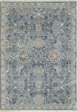 "Dynamic JUNO Blue 3'11"" X 5'7"" Area Rug JN466883500 801-121508"