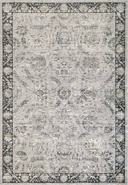 "Dynamic PEARL Grey 2'0"" X 3'5"" Area Rug PE243740190 801-122149"