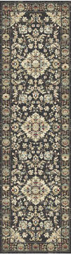 "Dynamic PEARL Grey Runner 2'2"" X 7'7"" Area Rug PE283745990 801-122197"