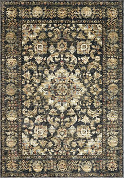 "Dynamic PEARL Grey 2'0"" X 3'5"" Area Rug PE243745990 801-122198"