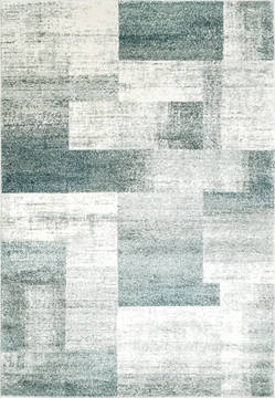 "Dynamic SCOPE Grey 2'0"" X 4'0"" Area Rug SZ243770940 801-122618"