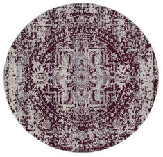 "United Weavers Abigail Red Round 7'0"" X 7'0"" Area Rug 713 20338 88R 806-123166"