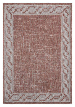 "United Weavers Augusta Brown 5'0"" X 7'0"" Area Rug 3900 10029 69 806-123333"
