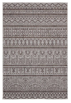 "United Weavers Augusta Brown 5'0"" X 7'0"" Area Rug 3900 10150 69 806-123345"