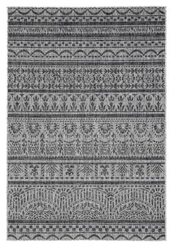 "United Weavers Augusta Black 5'0"" X 7'0"" Area Rug 3900 10170 69 806-123351"