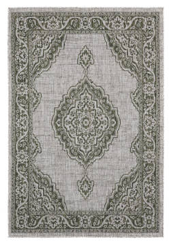 "United Weavers Augusta Green 5'0"" X 7'0"" Area Rug 3900 10245 69 806-123355"