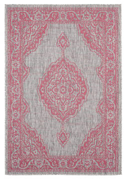 "United Weavers Augusta Purple 5'0"" X 7'0"" Area Rug 3900 10286 69 806-123361"