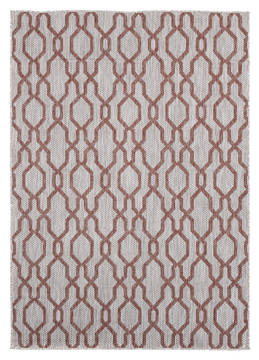 "United Weavers Augusta Brown 5'0"" X 7'0"" Area Rug 3900 10429 69 806-123363"