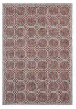 "United Weavers Augusta Brown 5'0"" X 7'0"" Area Rug 3900 10629 69 806-123381"