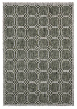"United Weavers Augusta Green 5'0"" X 7'0"" Area Rug 3900 10645 69 806-123383"