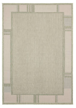 "United Weavers Augusta Green 5'0"" X 7'0"" Area Rug 3900 10845 69 806-123401"