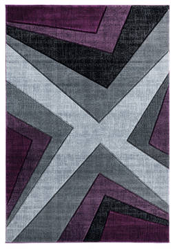 "United Weavers Bristol Purple 1'0"" X 2'0"" Area Rug 2050 10082 24 806-123570"