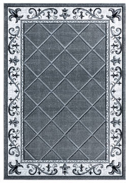 "United Weavers Bristol Grey Runner 2'0"" X 7'0"" Area Rug 2050 10972 28C 806-123781"