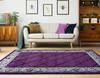 United Weavers Bristol Purple 70 X 100 Area Rug 2050 10982 912 806-123791 Thumb 1